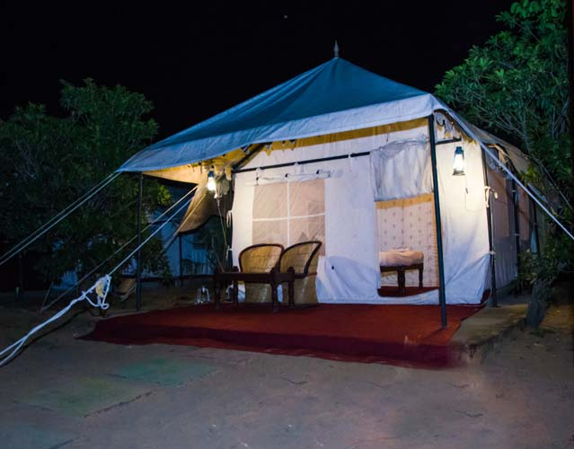 Best Camping in Pushkar