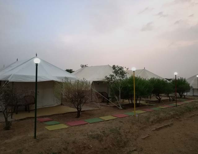 Desert Camp Pushkar