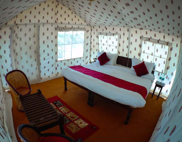 Luxury Camps in Pushkar