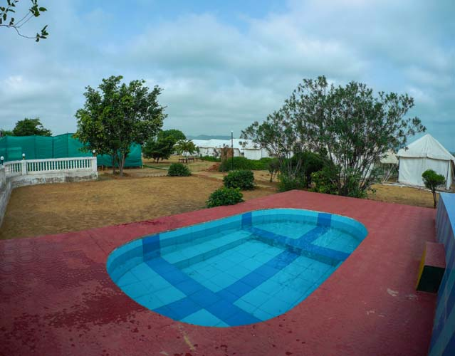 Swimming Pool in Pushkar